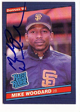 Mike Woodard