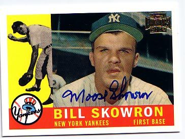 Bill Moose Skowron