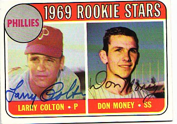 Don Money & Larry Colton