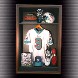 Locker Room Display Cabinet Case