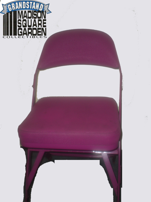 Madison Square Garden Arena Seat