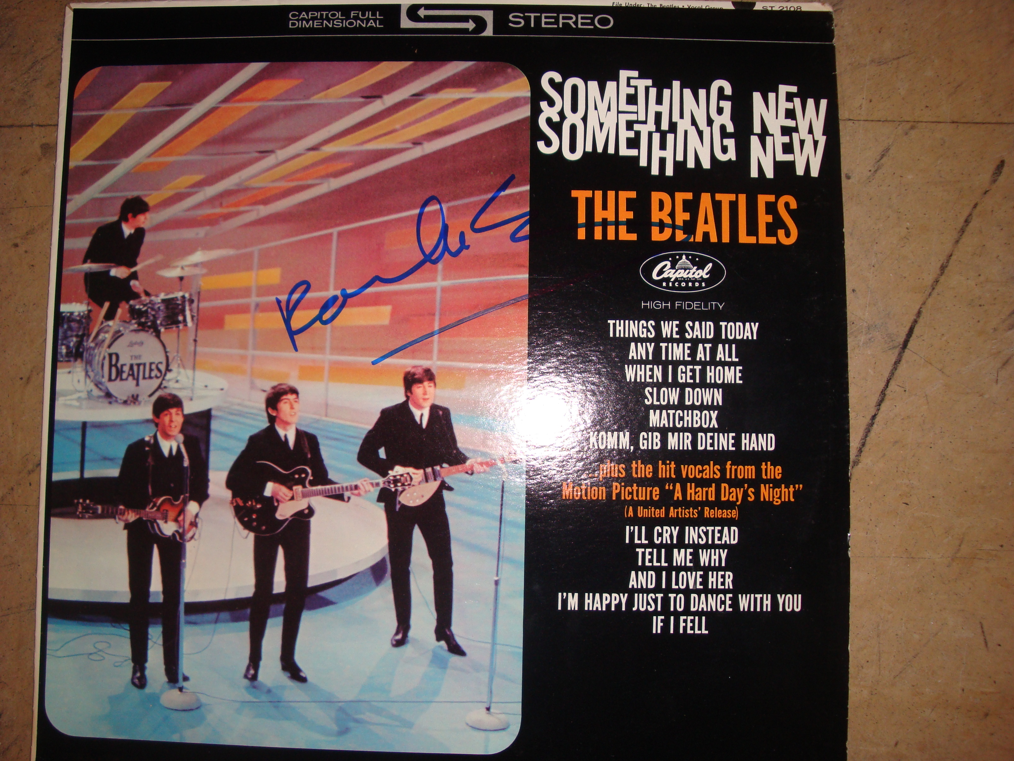 Paul McCartney - Something New