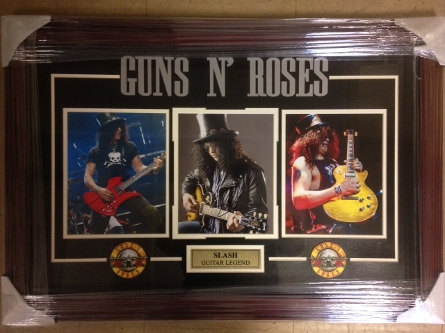 Slash Guns N