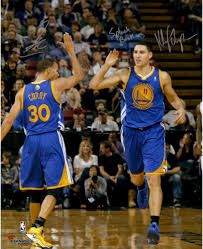 Klay Thompson & Stephen Curry
