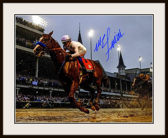 Mike Smith - Justify