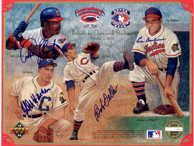 Cleveland Indians Legends